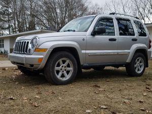 Jeep Liberty Diesel for Sale in Stanton, MI