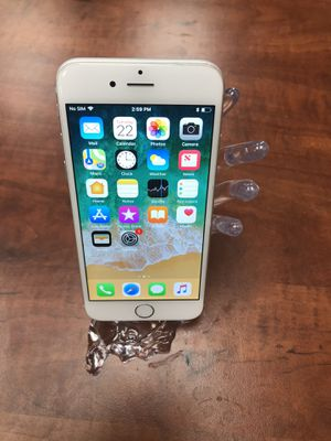 Apple iPhone 6 16GB Unlocked works worldwide excellent condition for Sale in Union City, CA