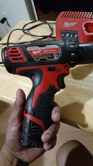 Milwaukee Drill with battery pack for Sale in Escondido, CA