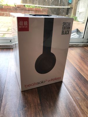 Beats special edition Black for Sale in Citrus Heights, CA