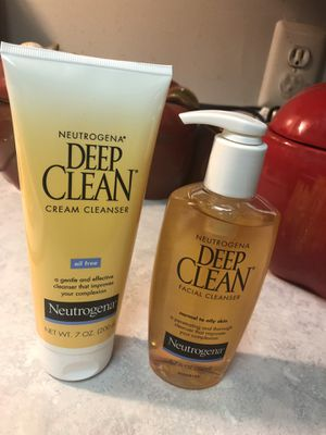 Neutrogena Facial Cleanser for Sale in Fort Washington, MD