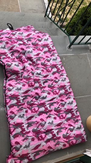 Pink adult sleeping bag for Sale in Fairfield, CT