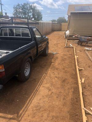 Toyota pick up for Sale in El Cajon, CA