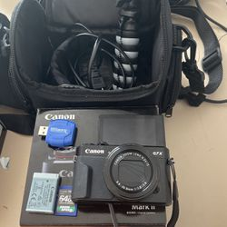 G7x Camera for Sale in Boston,  MA