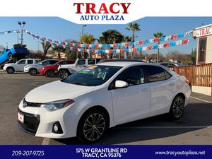 2015 Toyota Corolla for Sale in Tracy, CA