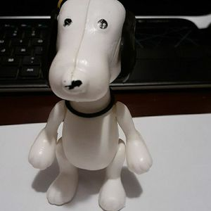 """Snoopy 4"""" vintage Vinyl plastic doll ornament Peanuts lot of 2 for Sale in Los Angeles, CA"""