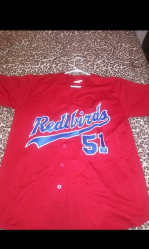 Red Birds jersey size xL for Sale in Denver, CO