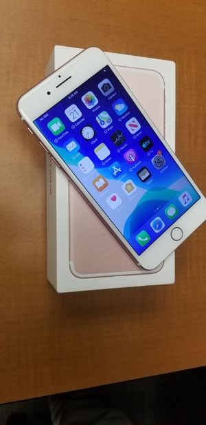 iPhone 7plus 128GB Factory UNLOCK for Sale in Arlington, VA