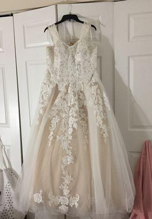David's Bridal Wedding dress for Sale in Greenbelt, MD