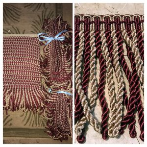 Twisted upholstery trim 20 yards for Sale in Lakeland, FL
