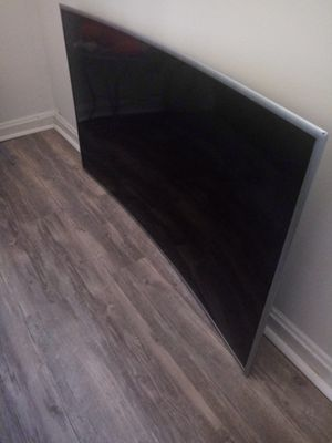 55in Samsung Curve Flat Screen TV for Sale in Washington, DC