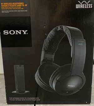 Sony Wireless Headphones MDR-RF985RK for Sale in Chula Vista, CA