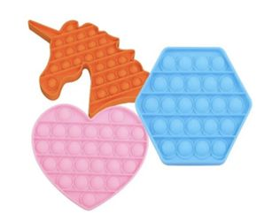 Push Pop Bubble Sensory Fidget Toy 3PCS for Sale in Newark,  NJ