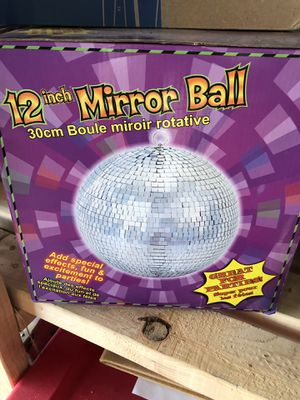 Disco Party Ball for Sale in Kent, WA