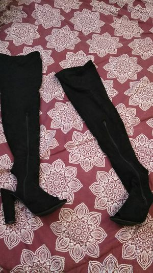 Thigh high boots for Sale in Largo, FL