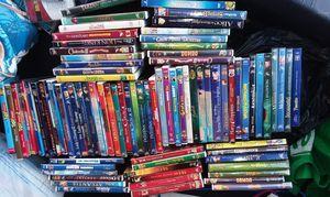 BEST DISNEY DVDS $4 EACH for Sale in Fort Lauderdale, FL