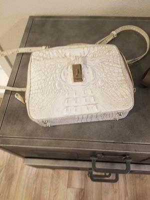 Brahmin Evie bag used once for Sale in Tacoma, WA