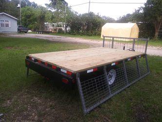 Brand new utility trailer for Sale in Wimauma,  FL