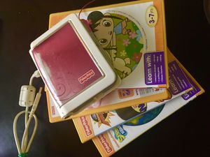 Fisher Price iXL Learning System Pink for Sale in Tustin, CA