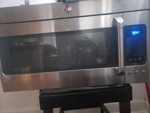 Ge microwave for Sale in Hazlet, NJ