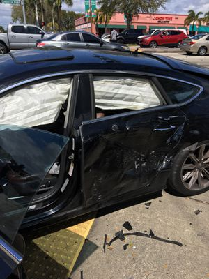 2012 Audi A7 for parts only for Sale in Miami, FL
