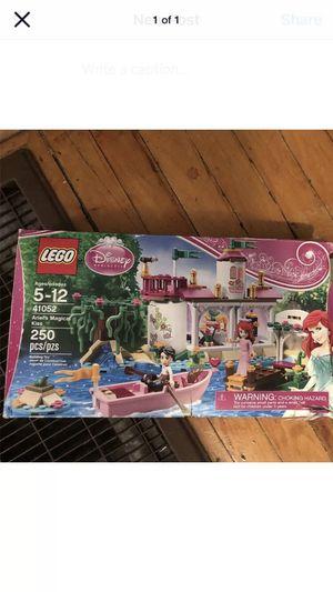 Legos Disney princess Ariel magical kiss used for Sale in Medford, MA