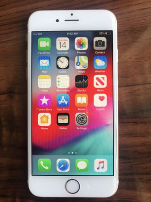 iPhone 6s Unlocked Gold for Sale in Riviera Beach, FL
