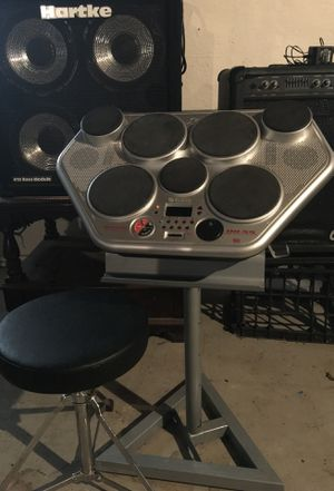 Yamaha DD-55 electric drums for Sale in St. Peters, MO