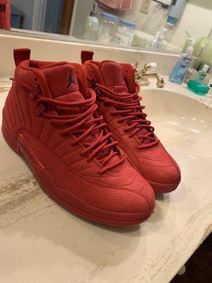 Jordan retro 12 gym red for Sale in Rialto, CA