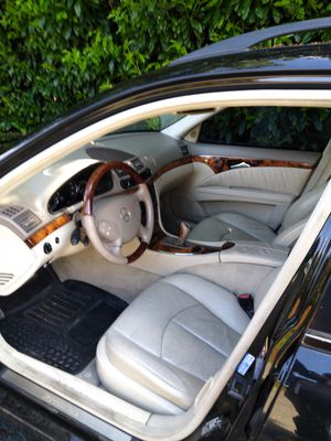 Mercedes E 5000 part only for Sale in Seattle, WA