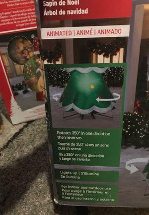 Inflatable Christmas tree for Sale in San Bernardino, CA