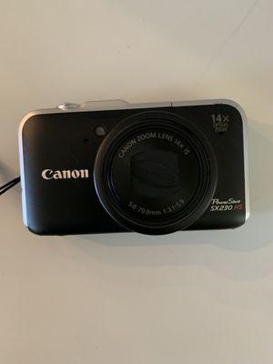 Canon digital camera for Sale in Riverview, FL