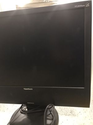 ViewSonic LED Computer Monitor for Sale in Arlington, VA