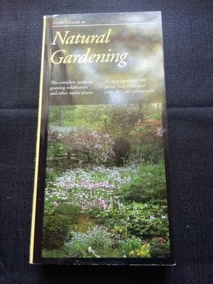 Taylor's Guide to Natural Gardening for Sale in Wenatchee, WA