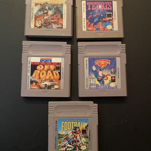 Game Boy Games for Sale in Spring, TX