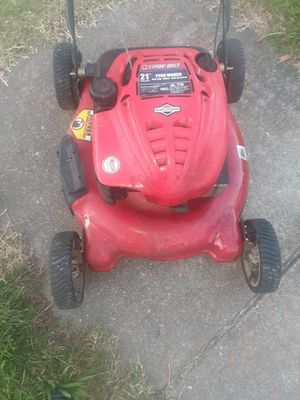 Troy-Bilt push mower 675 Series 190cc for Sale in Newport News, VA