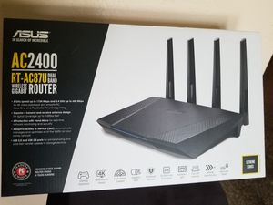Asus RT-AC87U Wireless router for Sale in Fort Lauderdale, FL