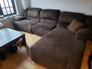 3 peice sectional sofa for Sale in Brooklyn, NY