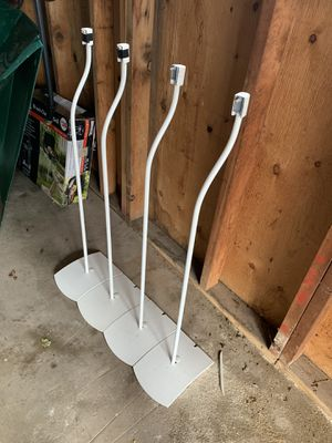 Bose style speaker stands for Sale in Johnston, RI