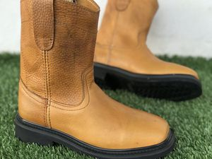Men's squared non steal toe work boot 🤩🤩 for Sale in San Antonio, TX
