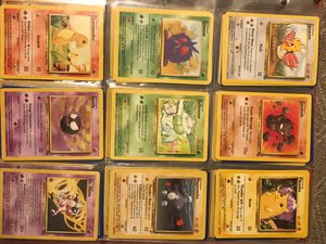 1995-1998 1st edition NM Pokemon for Sale in Levittown, PA