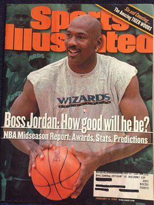 Jordan comeback magazine rare for Sale in Cleveland, OH