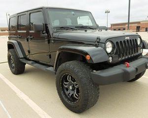 2012 Jeep Wrangler Sahara JK - 4WDWheelsss Great for Sale in Long Beach, CA