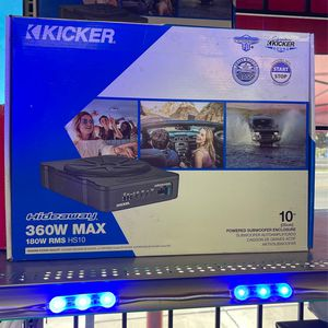 Kicker 10 inch Subwoofer Hieadway for Sale in Chula Vista, CA