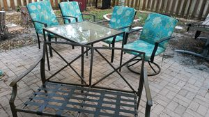 Patio furniture for Sale in Lake Worth, FL