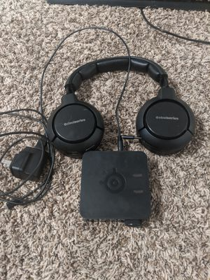 Steelseries Siberia 800 gaming headset for Sale in Dickinson, TX