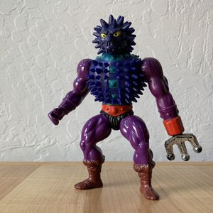 Vintage Heman Masters of the Universe Spikor Action Figure MOTU Toy for Sale in Elizabethtown, PA