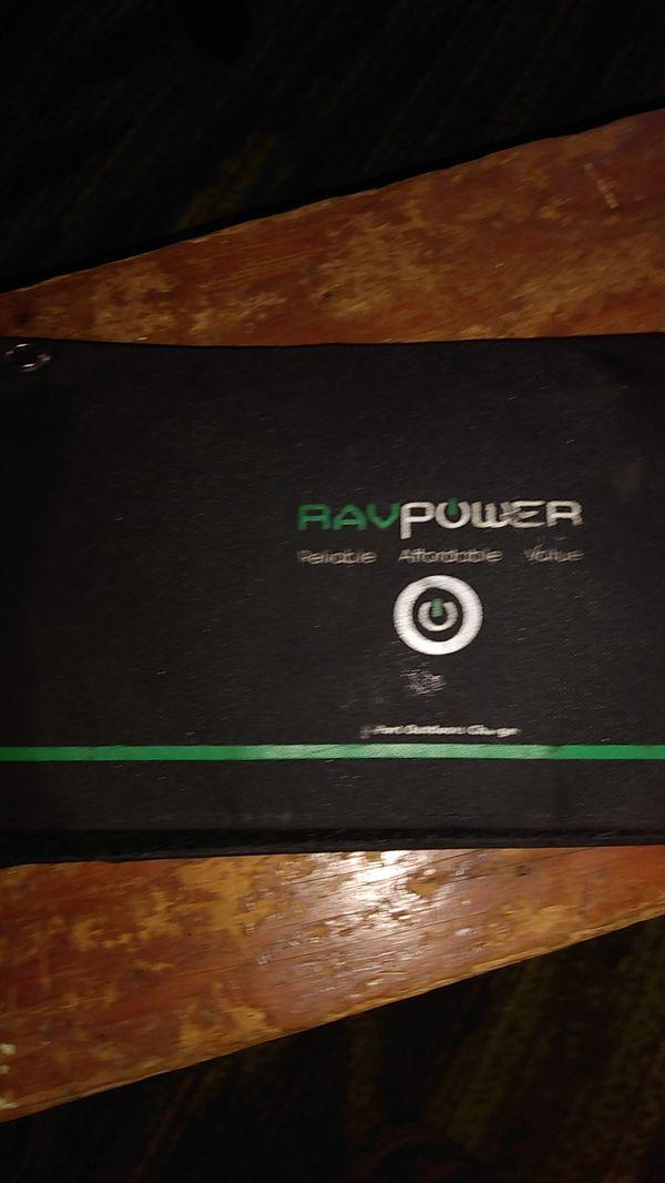 Ravpower 24w 3 USB ports