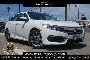 2017 Honda Civic Sedan for Sale in Sacramento, CA