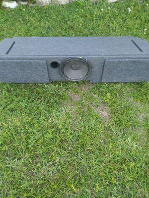 Speaker box with 12inch Speaker for Sale in Miami Gardens, FL